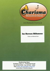 Cover Im Herzen Böhmens