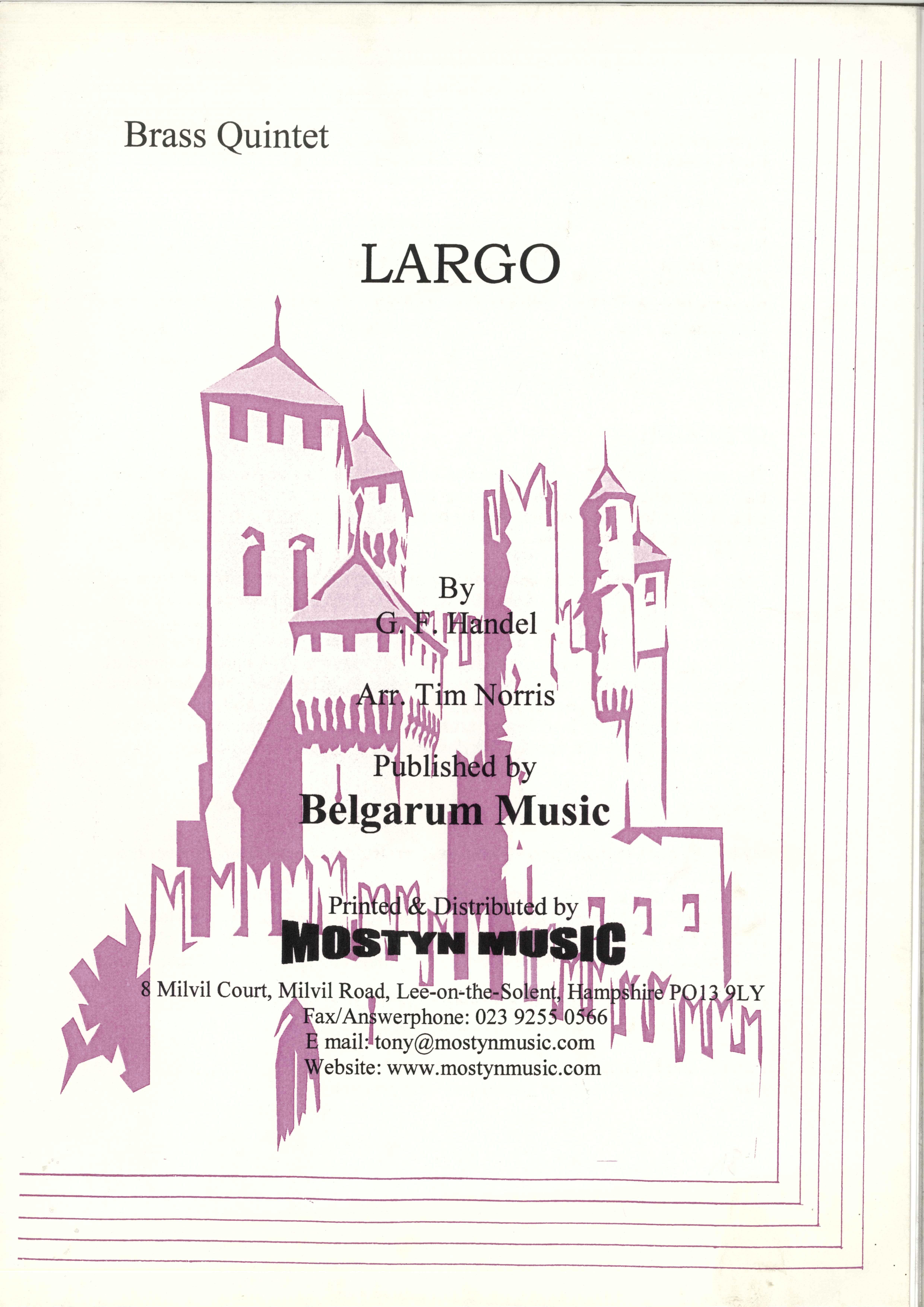 Largo_Brass Quintet